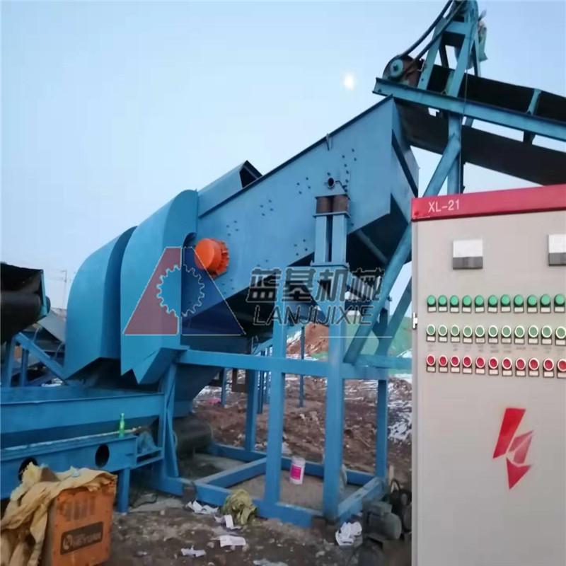 北京丰台区时产80吨竞博电竞靠谱吗分拣设备安装调试